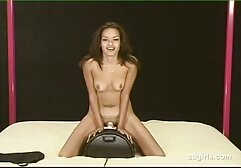 A young girl big tits movies is moaning from the vibrator.