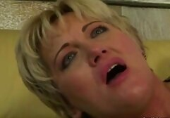 Sucking big cock and groaning during alien porn sex.